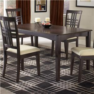 Hillsdale Tiburon 36 x 60 Fix Top Dining Table