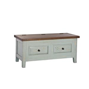 Hillsdale Tuscan Retreat Blanket Box with Lift Top