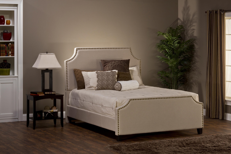 Upholstered Beds Dekland Cal King Bed by Hillsdale at Steger's Furniture