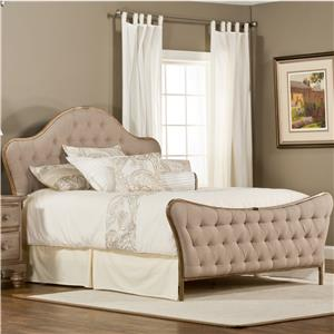 Hillsdale Upholstered Beds Jefferson Queen Bed Without Rails