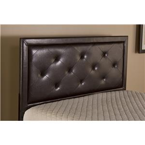 Becker Queen Headboard with Button Tufting