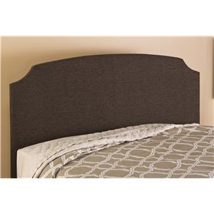 Hillsdale Upholstered Beds Lawler Queen Headboard with Rails