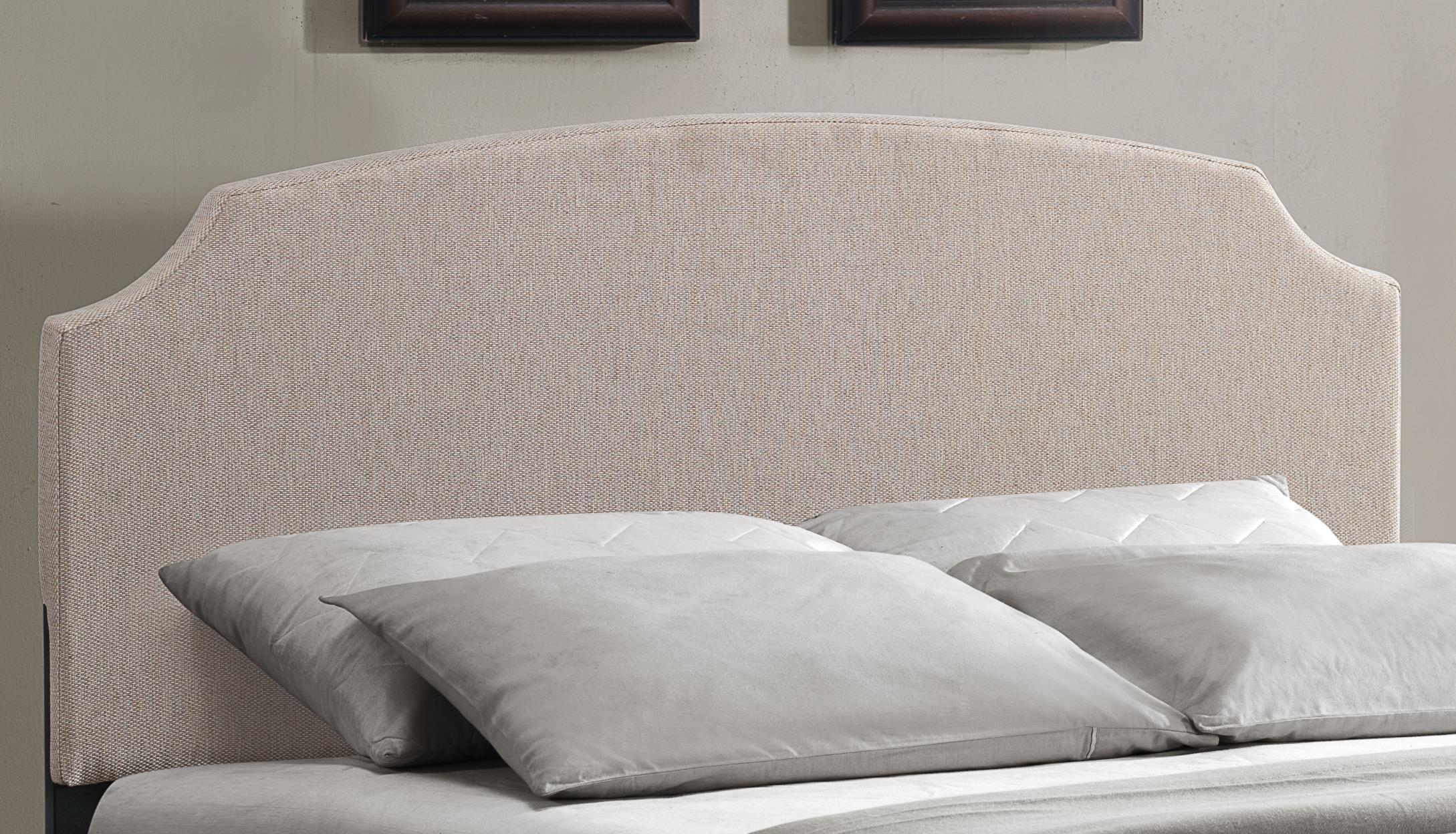 Upholstered Beds Lawler Full Headboard Set by Hillsdale at Steger's Furniture