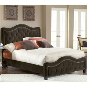 Hillsdale Upholstered Beds Queen Trieste Fabric Bed