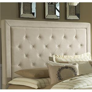 Hillsdale Upholstered Beds Kaylie Queen Headboard with Rails