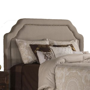 Hillsdale Upholstered Beds Queen Fabric Headboard