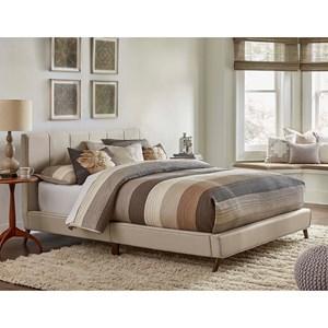 Upholstered King Bed Set