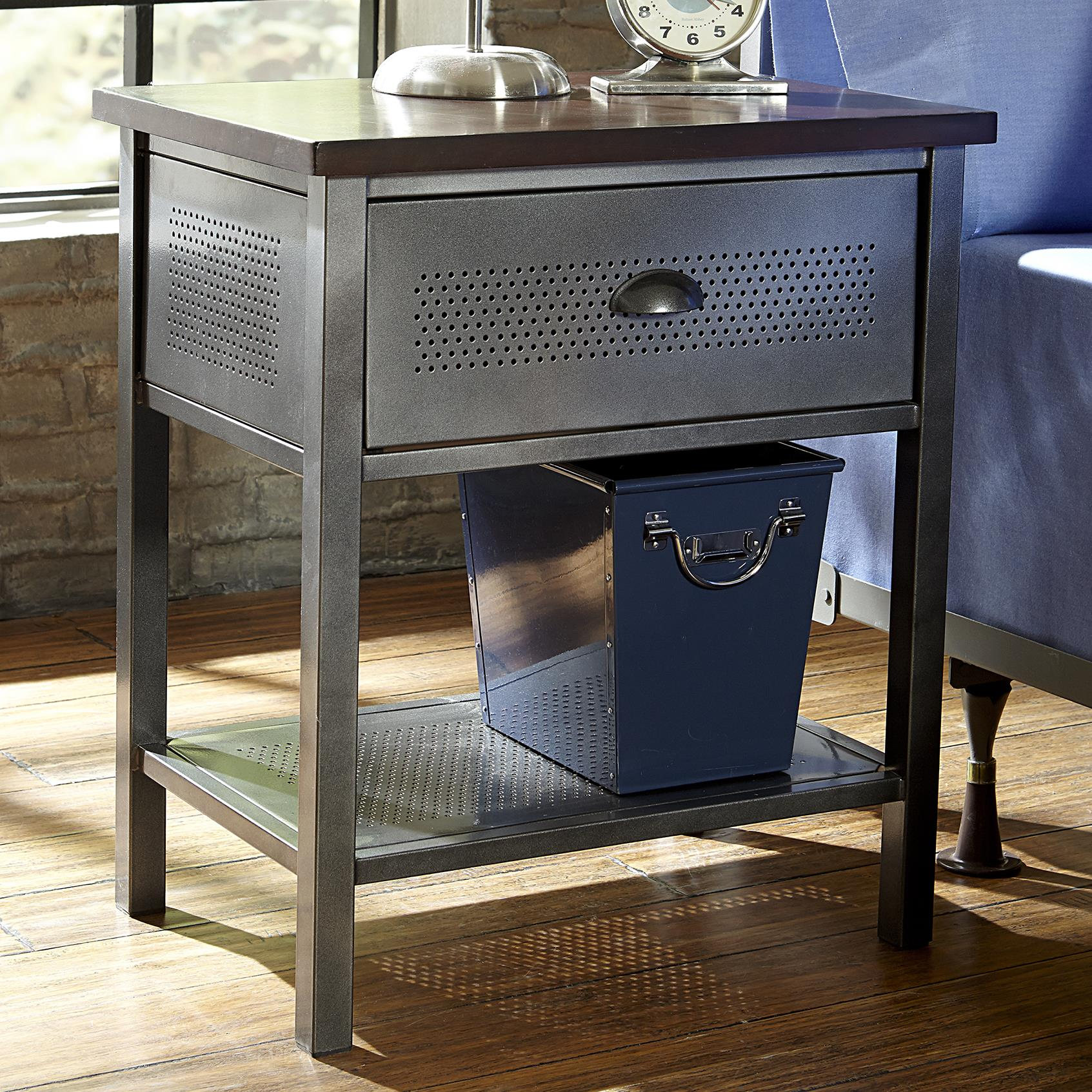 Urban Quarters Nightstand by Hillsdale at Mueller Furniture