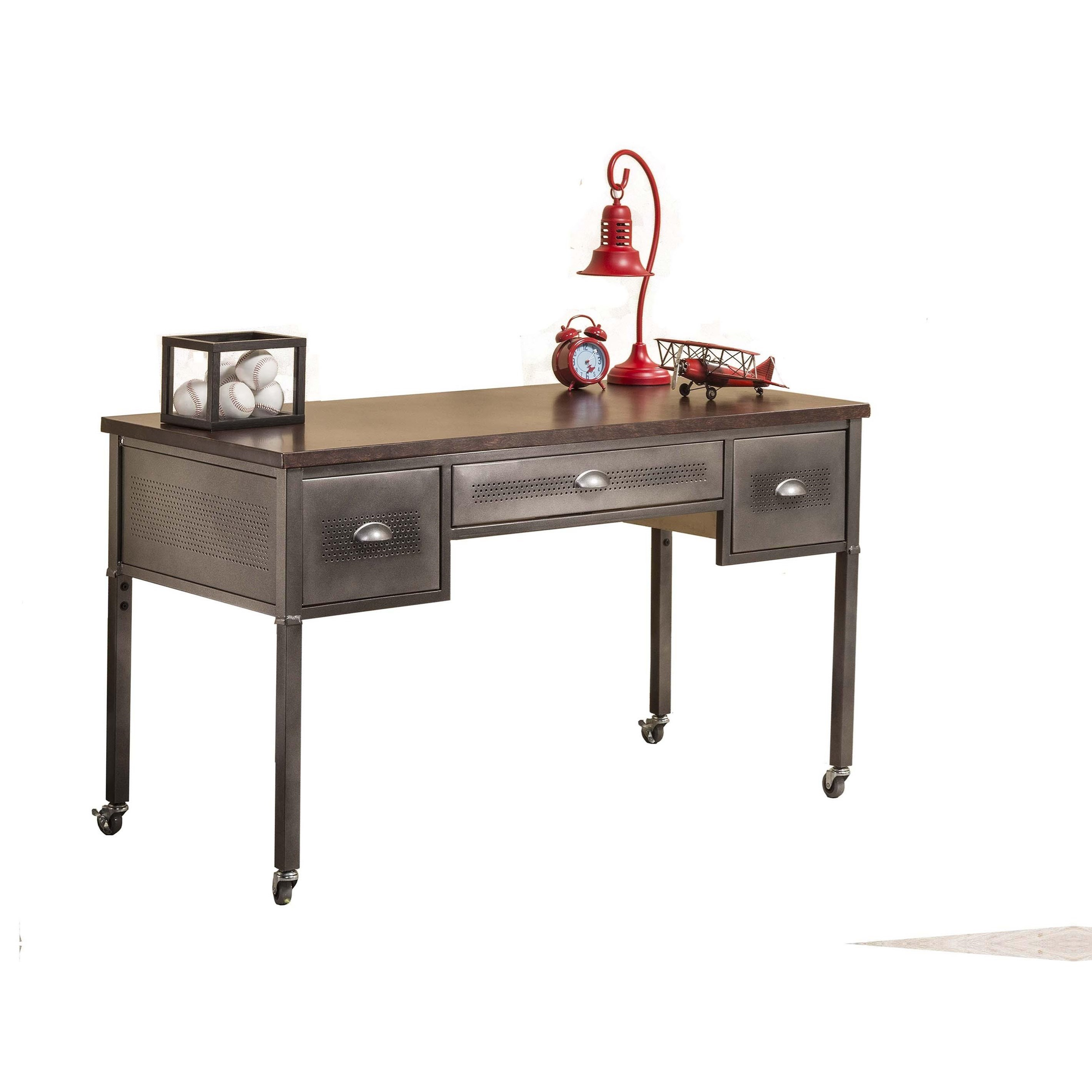 Urban Quarters Urban Quarters Desk  by Hillsdale at Stoney Creek Furniture