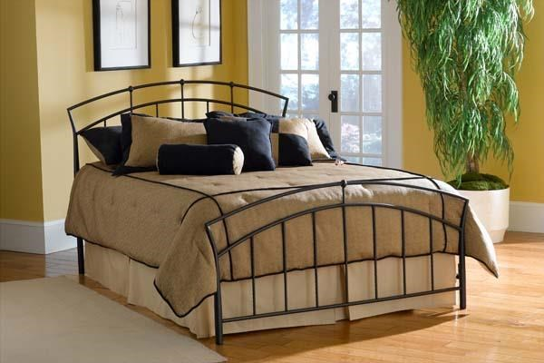 Vancouver Queen Bed With Frame by Hillsdale at Johnny Janosik