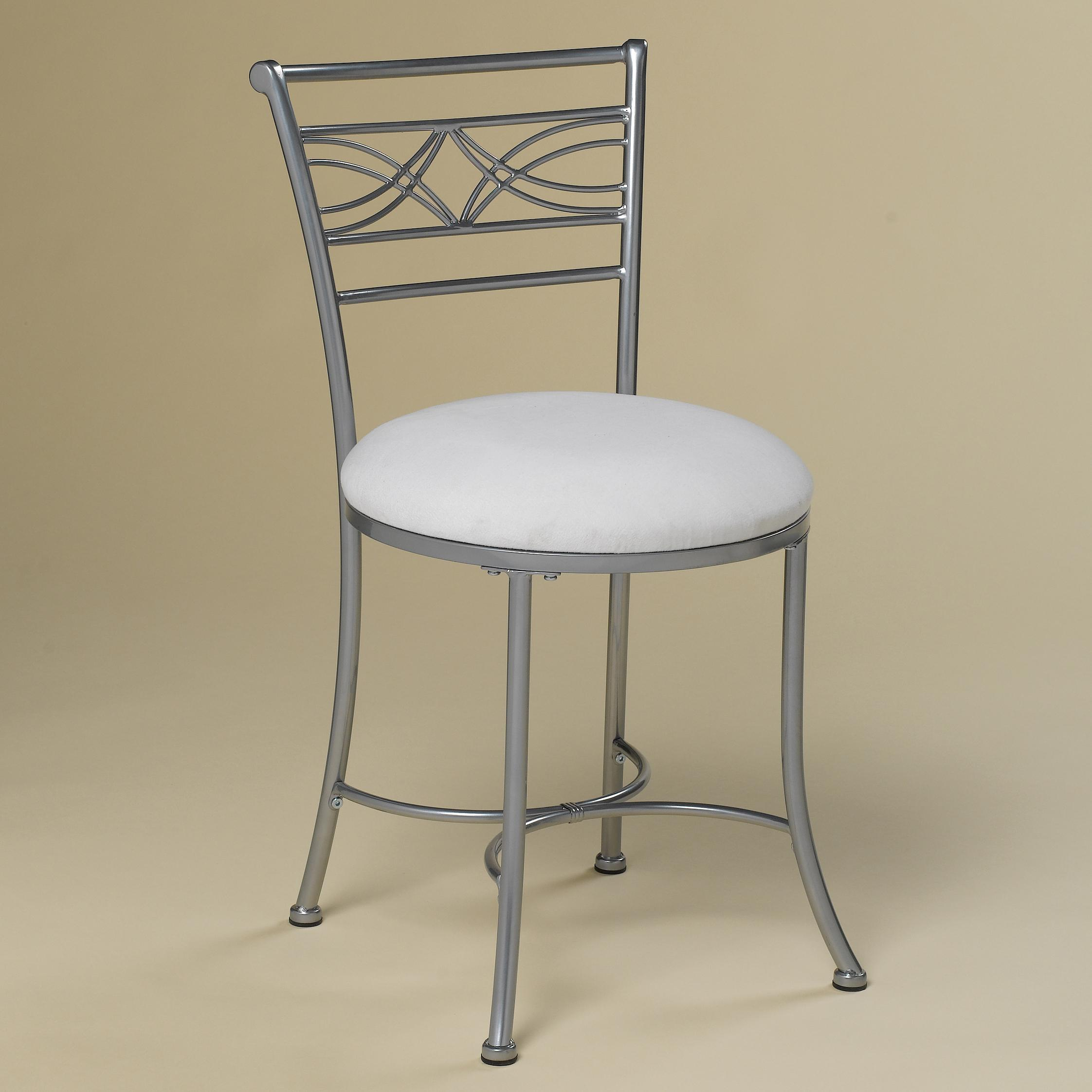 Vanity Stools Dutton Vanity Stool by Hillsdale at Mueller Furniture
