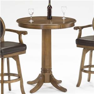 Hillsdale Warrington Pub Table