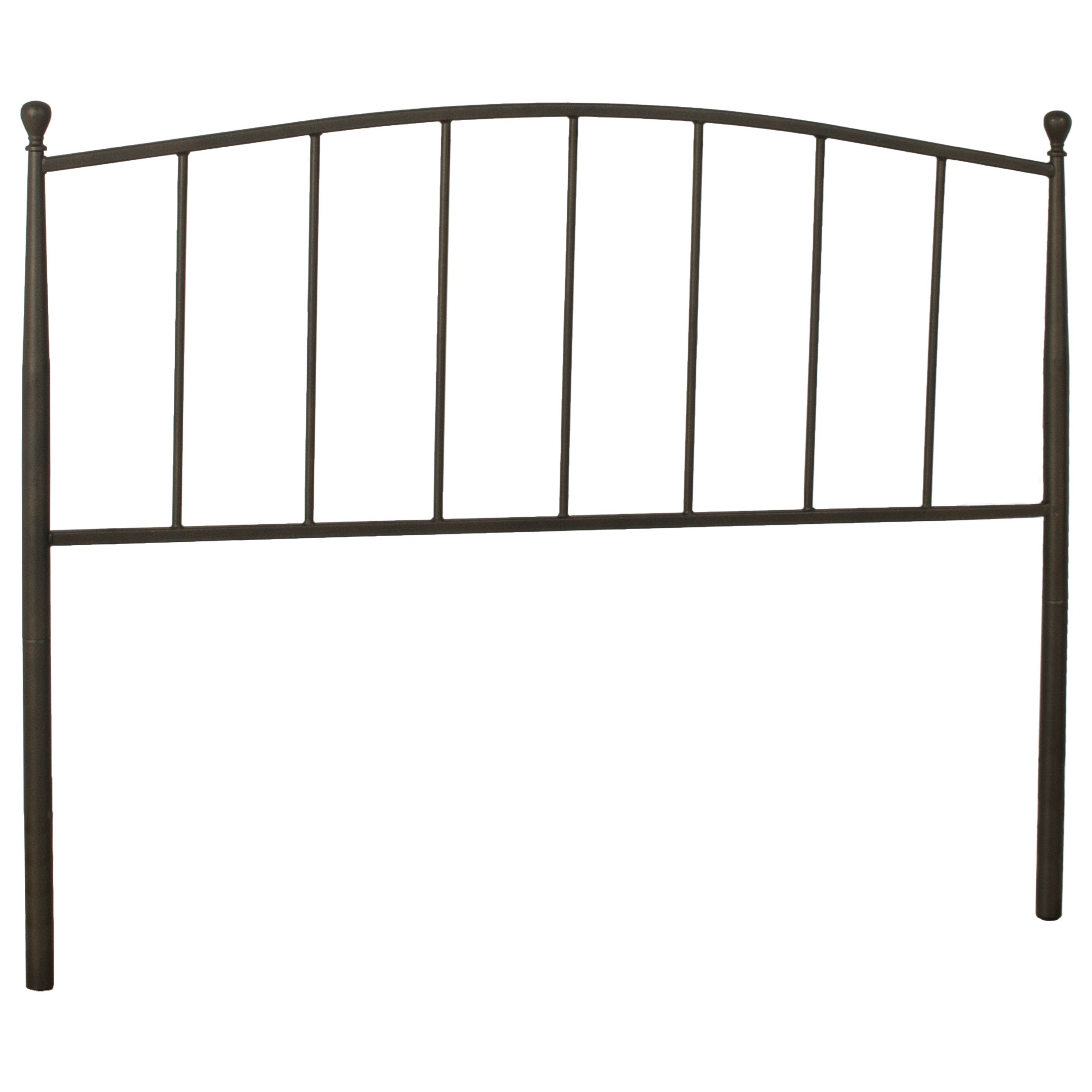Warwick Metal King Headboard by Hillsdale at SuperStore