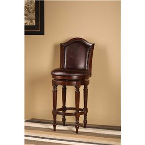 Hillsdale Wood Stools Barcelona Counter Stool