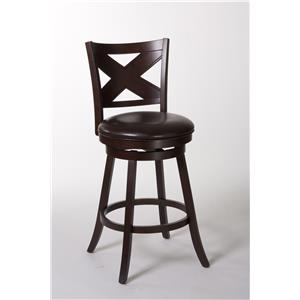 Hillsdale Wood Stools Ashbrook Counter Stool