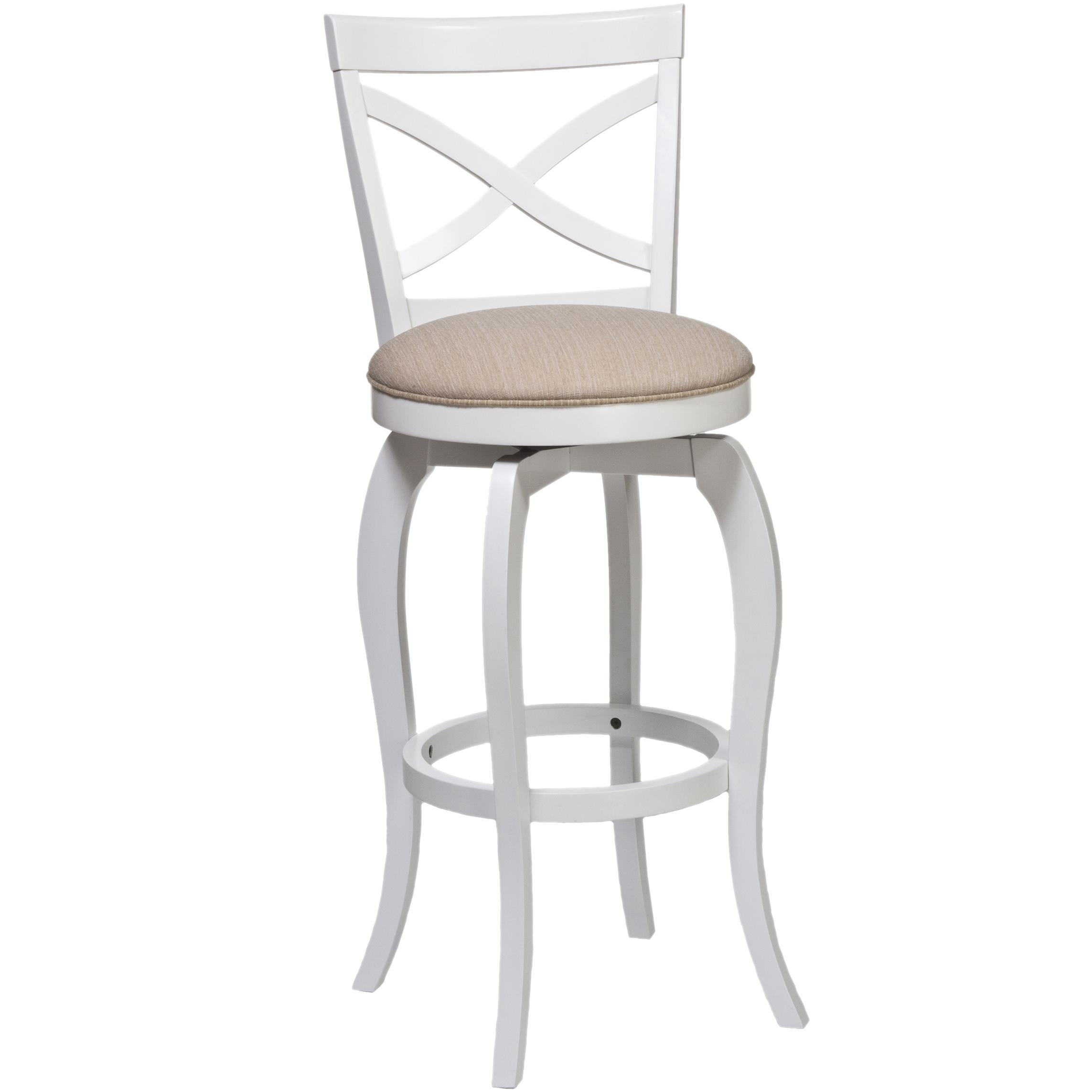 """Wood Stools 31"""" Ellendale Bar Stool by Hillsdale at Dunk & Bright Furniture"""