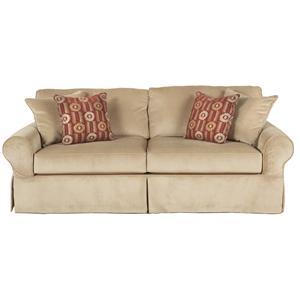 HM Richards Hayward Skirted Sofa