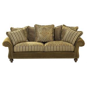 HM Richards Woodrow Stationary Sofa