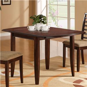 Holland House 1237 Dining Drop Leaf Dining Table