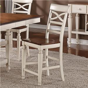 Holland House 1271 Dining Counter Chair