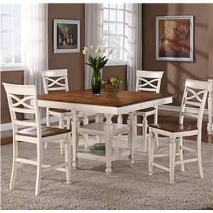 Holland House 1271 Dining 5-Piece Pub Set