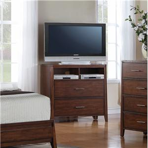 Holland House Braxton TV Chest