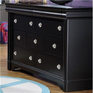 Holland House Petite Louis 2 Drawer Dresser