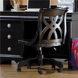Holland House Petite Louis 2 Desk Chair
