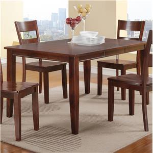 Holland House 8203 Leg Table