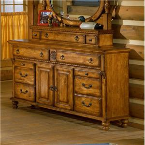 Holland House American Treasures Triple Dresser