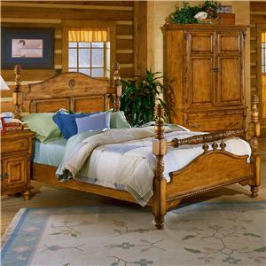 Holland House American Treasures Post Bed