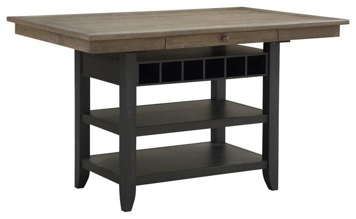 Baytown Counter Height Table by HH at Walker's Furniture