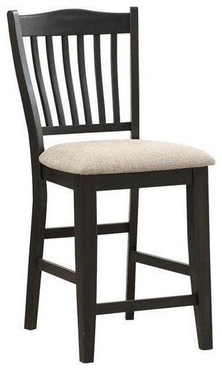 Baytown counter height bar stool by HH at Walker's Furniture