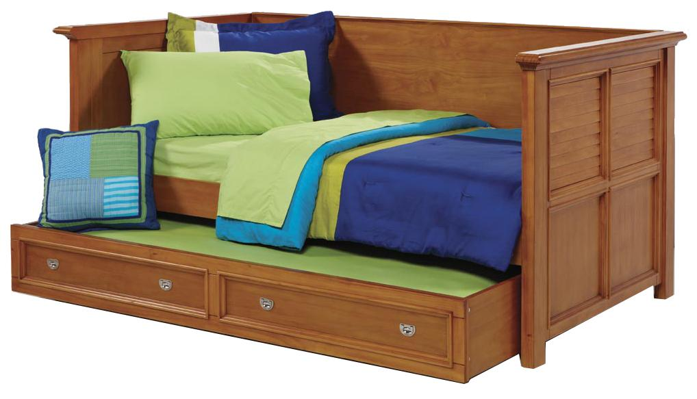 Pine Village Simple Day Bed at Rotmans