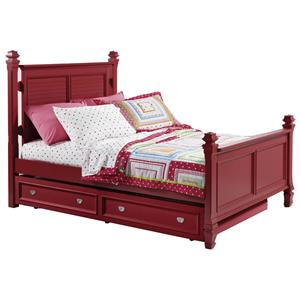 Holland House Belmar Youth Twin Poster Bed