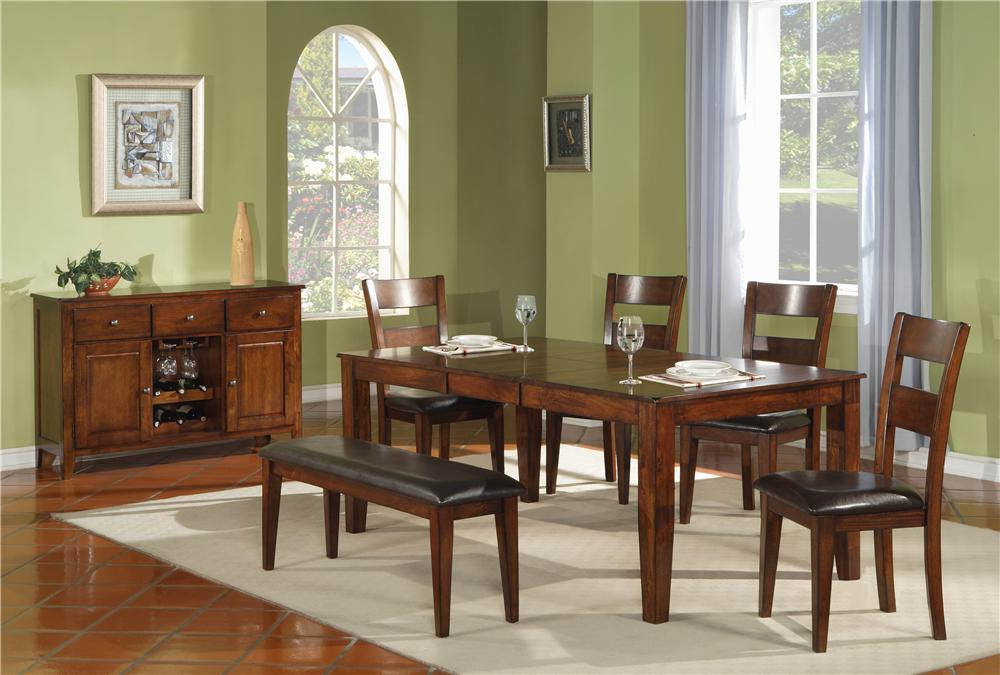 Melbourne Melbourne 5-Piece Dining Set by Holland House at Morris Home