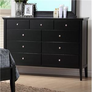 Holland House Central Park Drawer Dresser