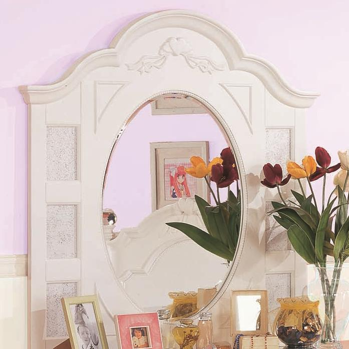 Fiona Triple Mirror by HH at Walker's Furniture