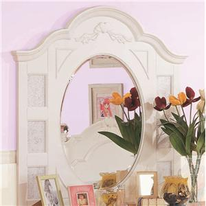 Holland House Chantilly Triple Mirror