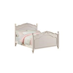 Full  Post Headboard and Footboard Bed