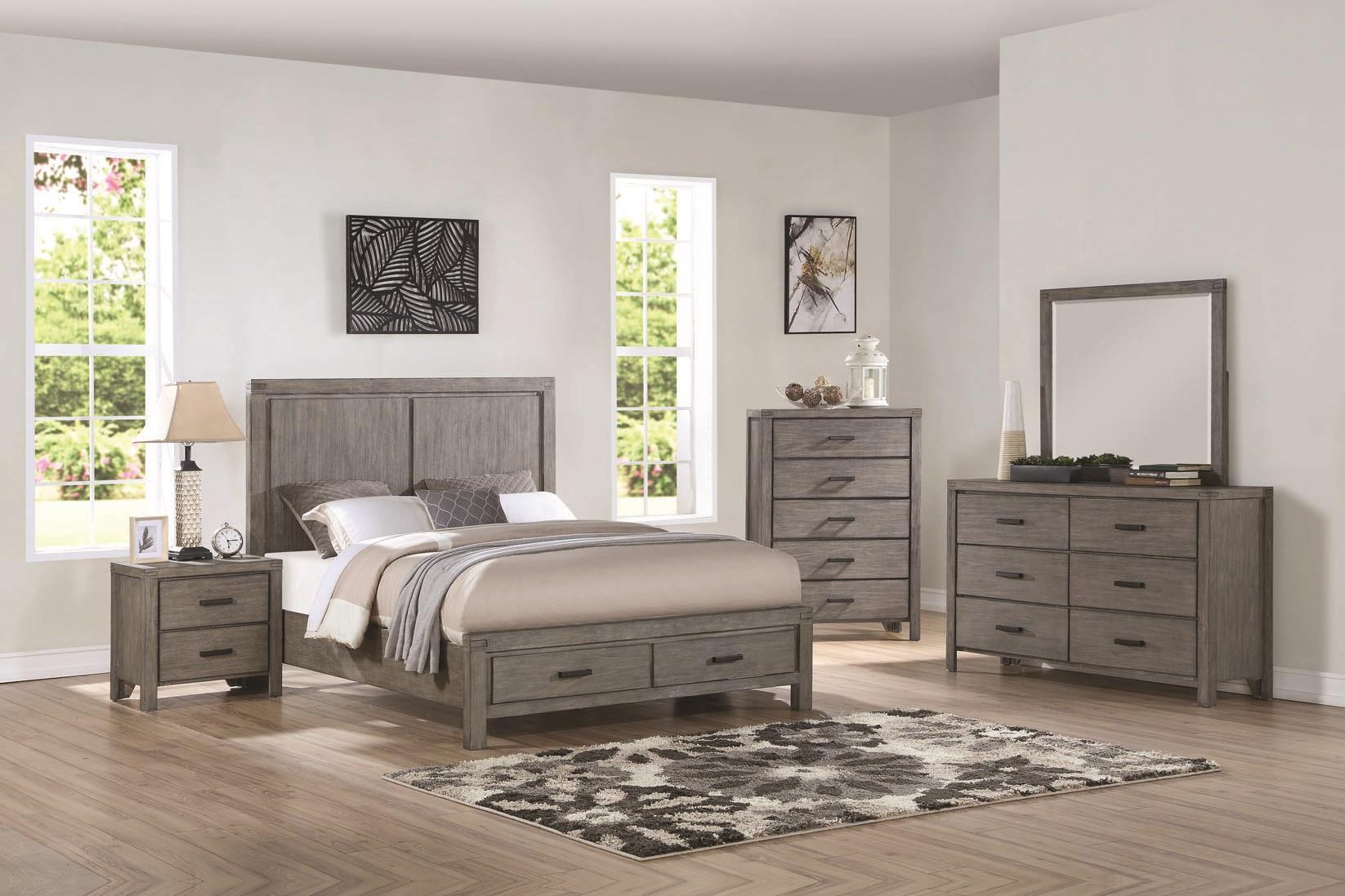 Cooperland Cooperland Queen Bedroom Set by Holland House at Morris Home