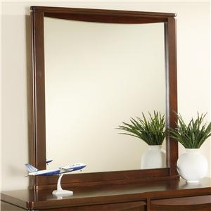Holland House Greenville Rectangular Mirror