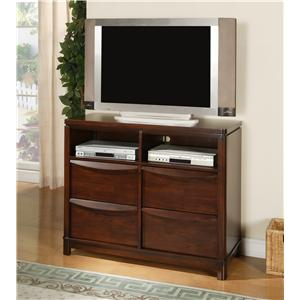 Holland House Greenville TV Console