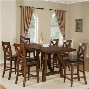 Holland House Lakeshore 5 Piece Pub Set