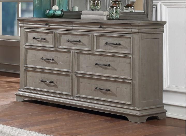 Lynd 9 Drawer Dresser by HH at Walker's Furniture