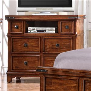 Holland House Mango TV Chest
