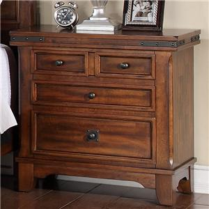 Holland House Mango Night Stand