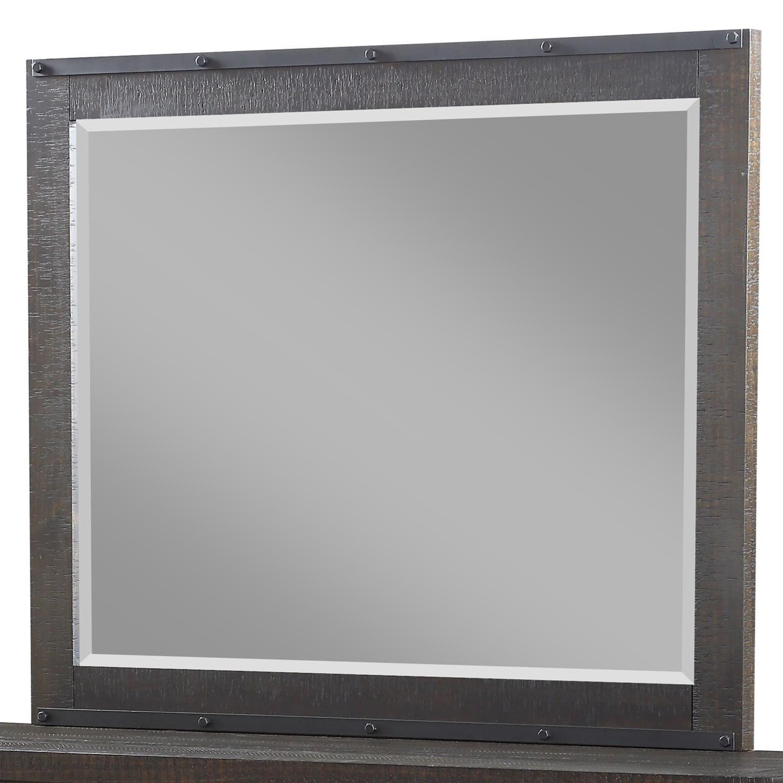 Durango Mirror by HH at Walker's Furniture