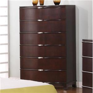Holland House New York  Drawer Chest