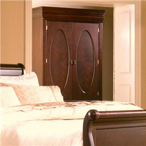 Holland House Nicolet TV Armoire